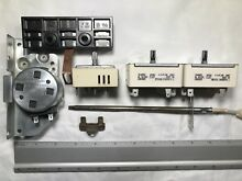 Whirlpool Range Parts Knob Door Latch