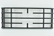 Genuine FRIGIDAIRE Range Oven  Grate  Black  Center   808754801