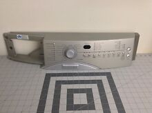 KitchenAid Washer Control Panel w User Interface 8182626 8182597 8182150