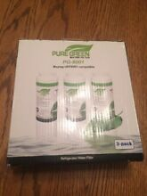 Pure Green refrigerator water filter replace Maytag Amana Kenmore UKF8001 3 Pack