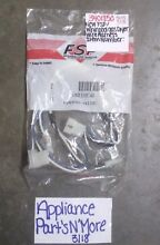 FSP WHIRLPOOL GAS DRYER WIRE HARNESS PN  3401850 FREE SHIPPING NEW PART