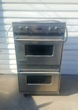 Viking 30  double wall oven