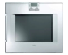 Gaggenau BO280 610 30  200 Right Hinged Single Convection Oven Stainless Steel