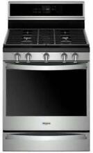 Whirlpool 30  True Convection Voice Control Freestanding Gas Range WFG975H0HV