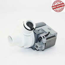 Maytay Neptune Washer Washing Machine Drain Pump Motor 120 Volts 1 25 Amps New