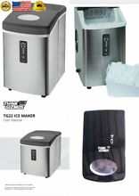 Ice Machine   Portable  Counter Top Maker TG22 Produces 26 lbs Of Per 24