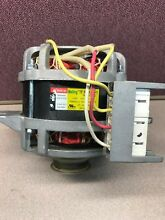 Whirlpool Kenmore Maytag Washer Motor W10006357  Free Shipping