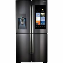 Samsung RF22K9581SG 36 Inch Counter Depth 4 Door Refrigerator