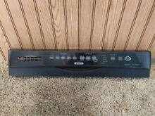 Kenmore Dishwasher Front Button Console Panel 8558921  WP8558946