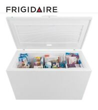 Frigidaire 15 6 cu  ft  chest freezer  white  new in box