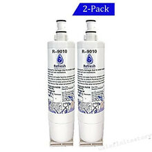 2x Whirlpool 4396508  4396510 Compatible Water Filter for Refrigerator by Refres