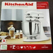 KitchenAid KSM150PSPT Artisan Series 5 Qt  Stand Mixer with Pouring Shield   Pis
