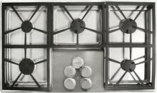 DACOR Distinctive 36  Gas Cooktop 5 Sealed Burners Perma Flame Tech DTCT365GSNG