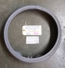 LG WASHER DOOR BOOT GASKET MIDNIGHT GREY PART NUMBER  4986ER0004 FREE SHIPPING