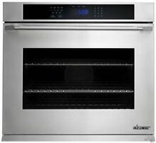 Dacor Renaissance 30 Inch 6 Cooking Modes Single Electric SS Wall Oven RNO130S