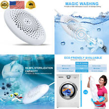 Portable Travel Washer Machine Washing Machine for Kitchen  Fruit  Cloth