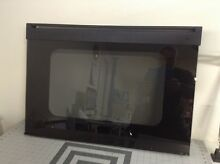 GE Range Oven Outer Door Glass WB57T10173 WB07T10085