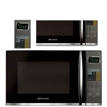 Microwave Oven Counter Top 1 2 cu ft 1100 Watt Digital LED Display with Grill