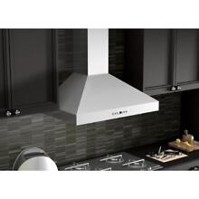 ZLINE 48  KITCHEN WALL RANGE HOOD STAINLESS STEEL w BAFFLE FILTERS KL3 48