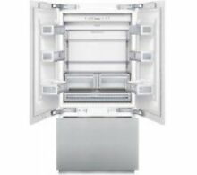 THERMADOR Freedom 36  19 5 French Door LED Lights SS Refrigerator T36IT800NP