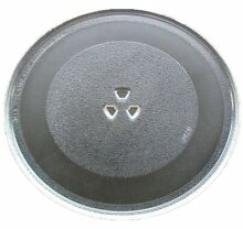LG   Goldstar Microwave Glass Turntable Tray   Plate 12 3 4 Inch  New