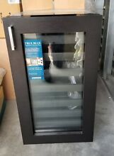 New U line Modular Series Cabinet Front 18 inch Wine Cooler  LOCAL PICK UP ONLY