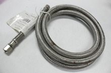 Lot of 3   Global 203545 Icemaker Water Supply Line Stainless Steel 5