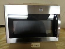 GE Stainless Microwave Door with Handle WB56X26820 for Model JVM6175SK1SS  SD967