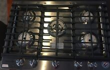 Kitchenaid 30  5 Burner Gas Cooktop KCGS550ESS