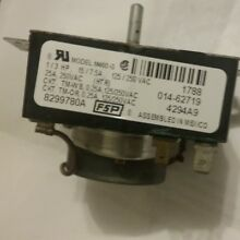 USED Electric Dryer Timer Part   8299780 for Roper  Estate  Inglis  Whirlpool