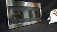 WB56X25671 Used GE Profile Advantium Whole Door Asm Stainless Steel PSA9240SF4SS