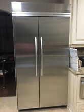 High end  counter depth Refrigerator