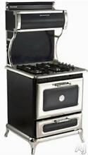 Heartland Classic Collection 30  4 Burners Freestanding Gas Range 920000GBLK