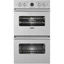 Viking Professional Premiere 27  Double Electric Dual Flow Oven VEDO5272SS