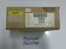 WHIRLPOOL OEM GENUINE DRYER HEATING ELEMENT PART  279838 FREE SHIPPING NEW PART