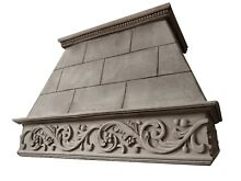 Stone Range Hood   Any Size  Any Color   VERONA   Easy Install  Free Samples