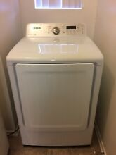 Samsung DV400EWHD 27  7 2 cu ft  Electric Dryer   Local Pickup Only