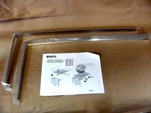 Bosch SGZ1025UC   Dishwasher Door Panel for SHU Series   Stainless Steel