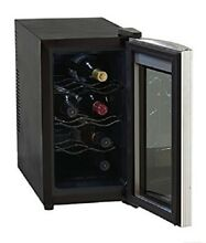 AVANTI EWC801IS WINE COOLER 8 BOTTLE THERMOELECTRIC