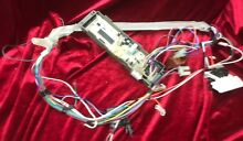 Dishwasher Control Board WP8530929   Includes Additional Parts   Wire Harnesses