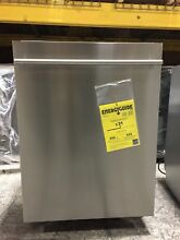 Blomberg DWT56502SS Full Console Dishwasher 24  Stainless Steel   Bosch Miele