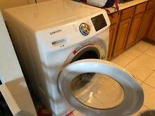 Washing machine Samsung  47 cubic  digital  front load