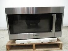 Bosch 800 Series 30  White LED Over The Range Convection Microwave HMV8053U