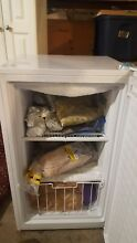 Midea Whs 109f Compact Single Reversible Door Upright Freezer 3 0 Cubic Feet W