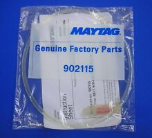Maytag 6 9021150 Dishwasher Pump Belt 902115 NEW OEM