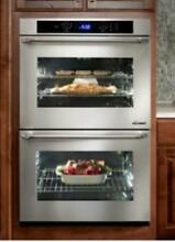 Dacor Distinctive 30  6 Modes GreenClean SS Double Electric Wall Oven DTO230S