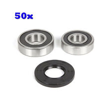 50Pcs GE Washer  Front Load Bearing   Seal Kit Fit 131525500 131462800 131275200