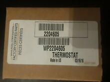 Whirlpool 4387500 Refrigerator Defrost Thermostat factory sealed