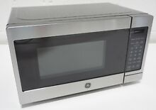 GE Countertop Microwave Stainless Steel 0 7 Cu  Ft  JES1072SHSS