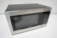 Samsung Countertop Grill Microwave 1 1 Cu  Ft  MG11H2020CT A